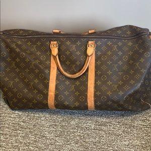 Louis Vuitton Vintage Travel Bag